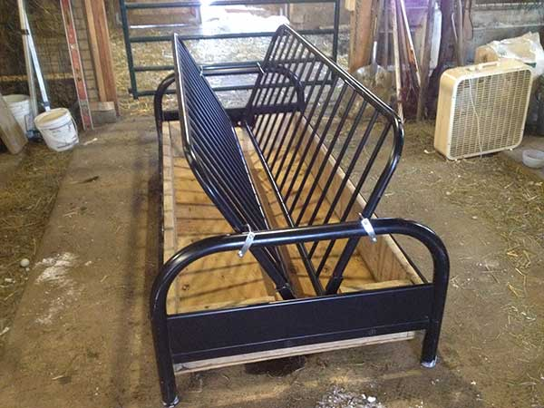 sheep hot sale buy feeder farming product equipment horse cow hay feeders for detail